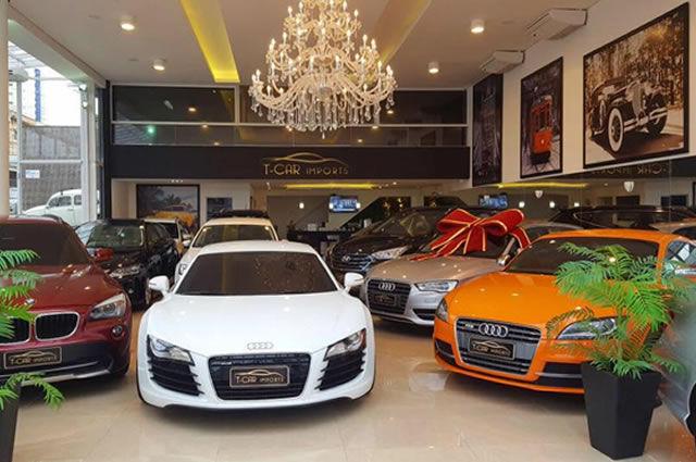 Lojas de Autos Sorocaba
