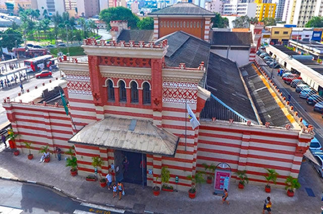 Mercados municipais, mercadão Sorocaba