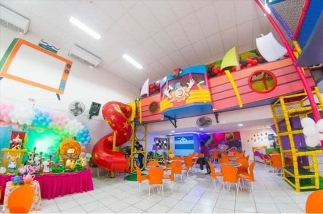 Buffet Infantil em Sorocaba