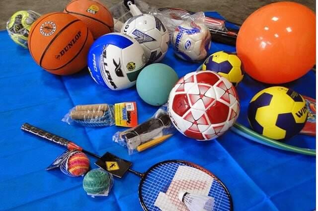 Materiais Esportivos em Sorocaba