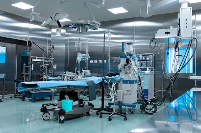 Equipamentos hospitalares Sorocaba